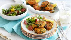 Fantastic for a healthy burger or served on their own, these patties are the perfect light meal for entertaining! -wyza.com.au