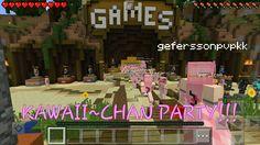 KAWAII~CHAN PARTY!!!