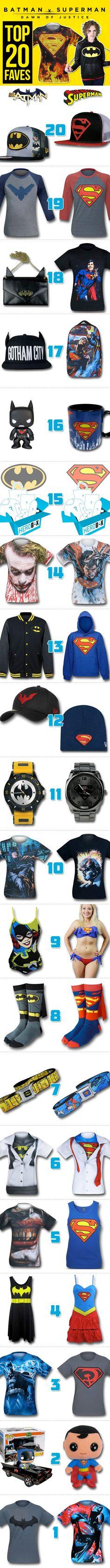 Batman Vs. Superman which will you choose?