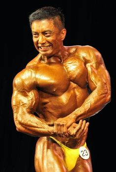 Mr Singapore 2010, Kevin Chiak    #bodybuilding #bodybuilder #fitness #muscle