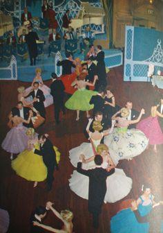 Ballroom Dancing, via Flickr.