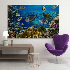 Πίνακας Ζωγραφικής Βυθός της Θάλασσας