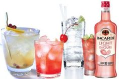 Low Cal drinks for Summer! Malibu Spiced Rum and diet coke only has 70 cals/ serving. Someone get me a glass..STAT!