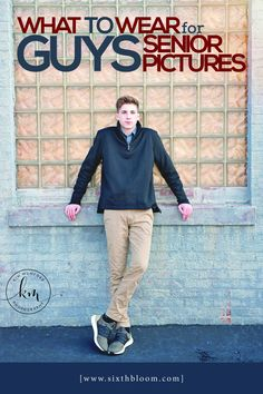 Senior Guys Posing Guide and Tips What to Wear for Senior Picture, Senior Picture Ideas, Senior Outfit Ideas, What to Wear for Guys Senior Pictures, More from my site The Ultimate Girls Senior Photography Posing Guide Senior Picture Posing Ideas for guys Senior Boys, Softball Senior Pictures, Senior Boy Poses, Fall Senior Pictures, Guy Pictures, Senior Photos, Senior Year, Senior Portraits, Senior Session