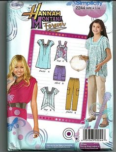 Simplicity 2244 Girls' Pants, Skirt and Knit Dress or Top in Two Lengths Kids Patterns, Simplicity Sewing Patterns, Girls Pants, Skirt Pants, Knit Dress, Kids Fashion, Girl Outfits, Trending Outfits, Knitting