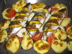 Receta Asado de lubina al limón para La cocina de NINO - Petit Chef
