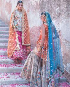 "217 Likes, 1 Comments - SecretCloset.pk (@secretclosetpk) on Instagram: ""#SairaRizwan's Jehan Bridal Collection is wedding wear goals this season The collection entails…"""