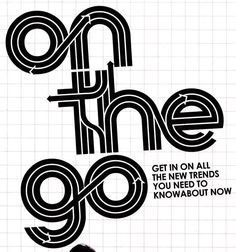 Bilderesultat for 1970 typografi