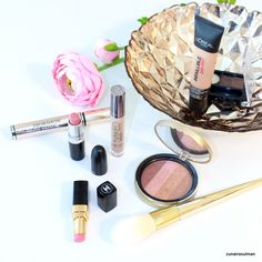 If I could only use 7 makeup products. Makeup Products, Loreal, Fashion Beauty, Blush, Rouge