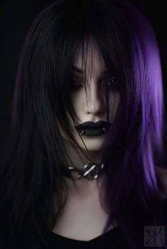 Model/MUA: Darya Goncharova Photo: B.Kostadinov… – Gothic and Amazing Model/MUA: Darya Goncharova Photo: B.Kostadinov… – Gothic and Amazing Gothic Girls, Hot Goth Girls, Goth Beauty, Dark Beauty, Dark Fashion, Gothic Fashion, Fashion Tips, Steam Punk, Darya Goncharova