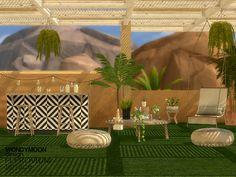 Sims 4 CC's - The Best: Flerovium Terrace by Wondymoon