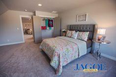 Little Rock Craftsman C2 Floor Plan - Teen Girls Room - Centerra Ridge - Evansville, IN
