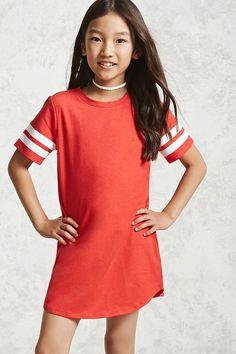 Girls T-Shirt Dress (Kids)