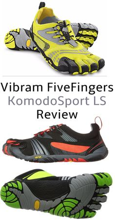 6a5788750e4 My Review of the Vibram FiveFingers KomodoSport LS for Endurance Running