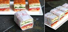 The Cilantropist: A Presidio Picnic, with Italian Pressed Sandwiches