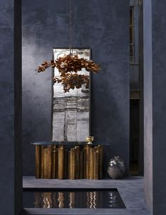 Duran Lighting and Interiors || Porta Romana || Elemental || www.duran.nl Wishing this was my foyer. #decor #Porta #Romana