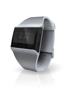 Health monitoring watch