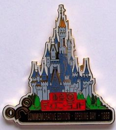 Tokyo Opening Day Commemorative Edition LE Disney Pin