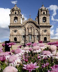 Nice day in Cusco Peru