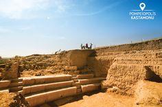 Zımbıllı Tepe Höyüğü olarak da bilinen Pompeiopolis adlı Roma kenti, tarihi bir keşif için sizi bekliyor! General Pompeius Magnus tarafından M.Ö 64-63 yılında kurulan şehir hakkında 2006 yılında yapılan kazılardan sonra önemli verilere ulaşılmıştır.