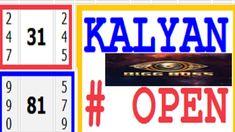 09-02-2021 - Kalyan Open Jodi !! Kalyan Open Close !! Kalyan Open Panel ... Winning The Lottery