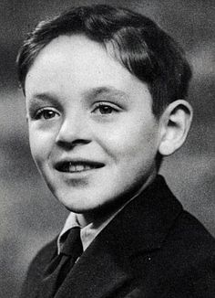 young Anthony Hopkins before he was famous