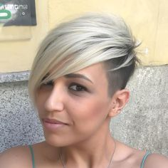 Two-Tone+Asymmetrical+Pixie+Undercut