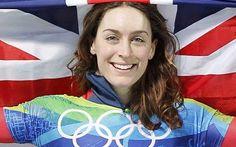 Olympic skeleton champion Williams named as Sochi 2014 Team GB ambassador