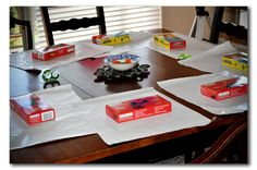 backwards birthday party ideas...    http://www.great-birthday-party-ideas.com/index.html