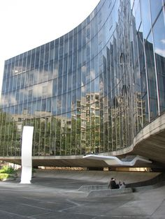 French Communist Party headquarters / Paris / F / oscar niemeyer