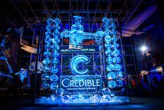 Event Lab   Custom Spirit of St. Louis ice sculpture Ice Sculptures, Business Events, St Louis, Lab, Spirit, Neon Signs, Space, Creative, Design
