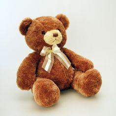 Keel Toys- Bramble Bear (45cm) £19.99 https://www.minikids.co.uk/baby-gifts/teddy-bears-and-soft-toys/keel-toys-bramble-bear-45cm