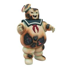 Ghostbusters Burnt Stay Puft 11-Inch Vinyl Bank