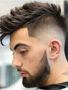 45 Best Mens Short Undercuts Hairstyles with Beard in 2018. Find here the modern collection of short undercut hairstyles for men to create in 2018. We have provided here the variety of best hairstyles for men to give them handsome hair cuts look in various seasons of the year.