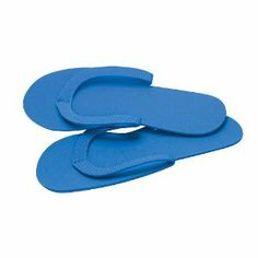 All Seasons Pedicure Slippers by All Season Professional. $1.50. Reusable, sanitizable. Sturdy hand sewn foam. Hygienic pedicure slipper for day spa use. Pedicure Slipper for use in salons, day spas, or at-home use.