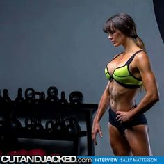 http://www.cutandjacked.com/Sally-Matterson-interview