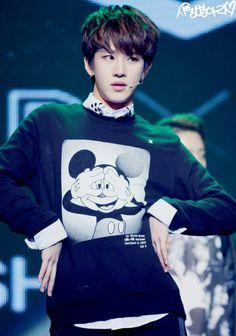 B-Joo... like a diva...xD
