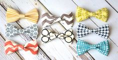 Little Fabric Bow Tie!