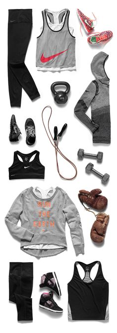 Build your fall wardrobe around Nike Sculpt. #style #train