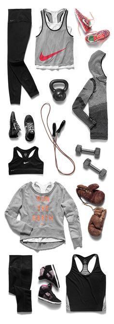 Build your fall wardrobe around Nike Sculpt. #style #train