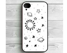 Phone Case Holographic Tumblr For iPhone 4/4S iPhone by LENKALIKE
