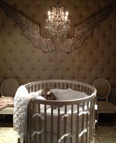 Round Baby Crib. I Kind Of Like This Idea. | All Things Baby | Pinterest | Round  Baby Cribs, Baby Crib And Rounding