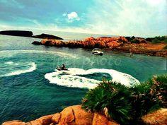 plage *la crique*  #Jijel #Algérie