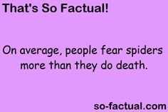 MORE FACTS AT WWW.SO-FACTUAL.COM!