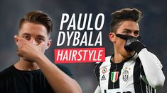 Men's football hair inspiration! In this tutorial we show you how to get a Paolo Dybala inspired hairstyle. Haircut & styling by Slikhaar Studio. Football Hair, Men's Football, Football Players, Trending Hairstyles For Men, Haircuts For Men, Dybala Hair, Men Haircut 2018, New Hair, Your Hair