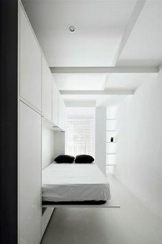 Utfällbar säng