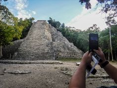 """Private tours in Playa del Carmen - Visit """"Nohoch Mul"""" in Coba Cancun, Tulum, Swimming With Whale Sharks, Mayan Ruins, Tour Operator, Riviera Maya, Merida, Tour Guide, Snorkeling"""