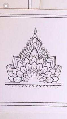 dotwork are in the right place for mandalas mandalas meaning Here are Mandala Tattoo Design, Geometric Mandala Tattoo, Henna Mandala, Half Mandala Tattoo, Lotusblume Tattoo, Cuff Tattoo, Piercing Tattoo, Hai Tattoos, Body Art Tattoos