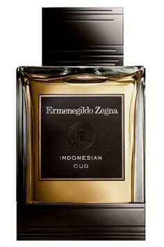 Indonesian Oud Ermenegildo Zegna cologne - a new fragrance for men 2012