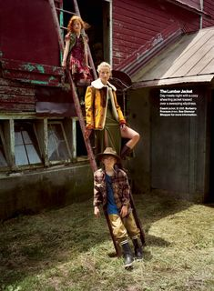 visual optimism; fashion editorials, shows, campaigns & more!: farm fresh: carolyn murphy by cedric buchet for glamour september 2014